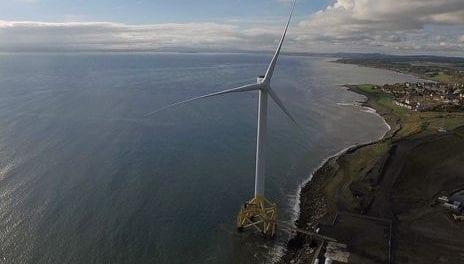 Scotland's offshore wind plans get £920k boost