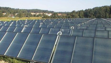 Solar energy to boost EU's thermal heating