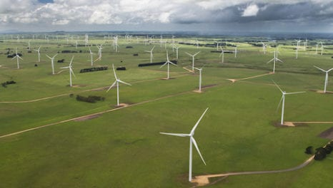 Wind farm reactive power compensation – contributing to grid code requirements