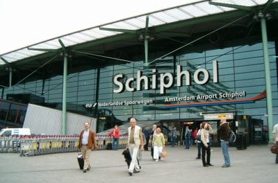 Eneco's wind farms to power Holland's airports