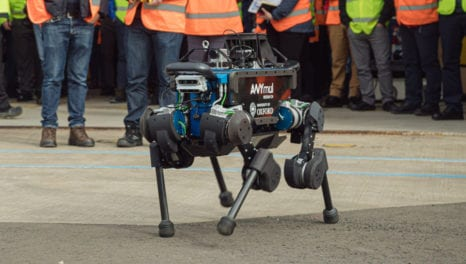 ORCA Hub's robotics and AI technology to improve offshore safety