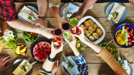 Conferences, Dinner Parties and Meets – Re-thinking events