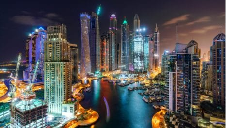 Dubai develops renewable-powered digital utility