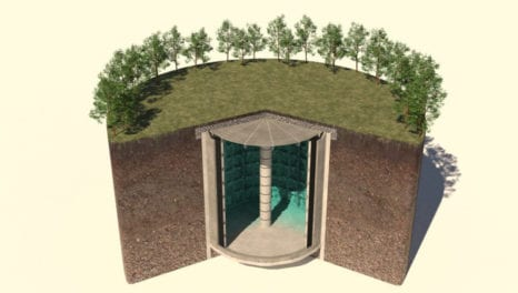Ecovat plans thermal storage facility for Mijnwater