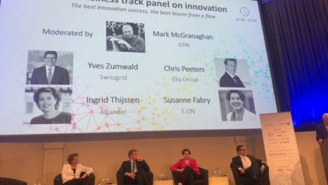 Energy experts advocate cooperation at Innogrid2020+