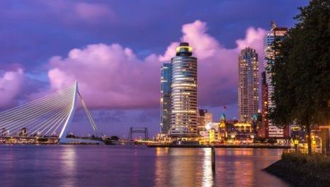 Four Dutch energy blockchain projects