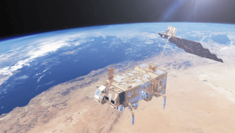 Can satellite technology support the power grid?