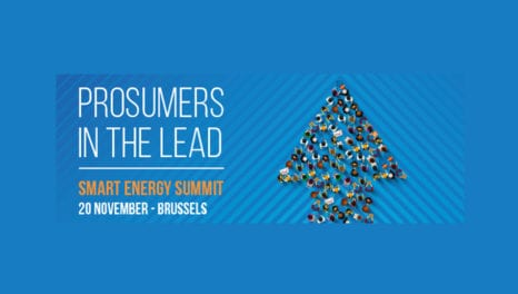 Smart Energy Summit: Prosumers in the Lead