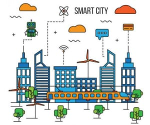 Smart Cities: It's All About New Technology to Become a Reality