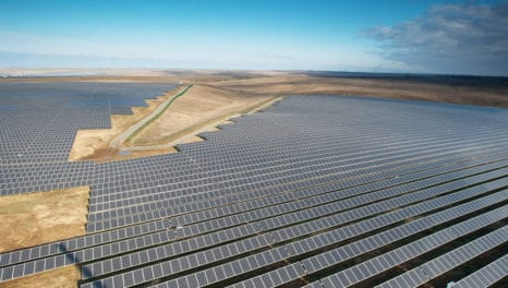 Should Australia replicate the solar industry in India and create solar parks?