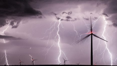 Predictive analytics for weather-related outages – a use case